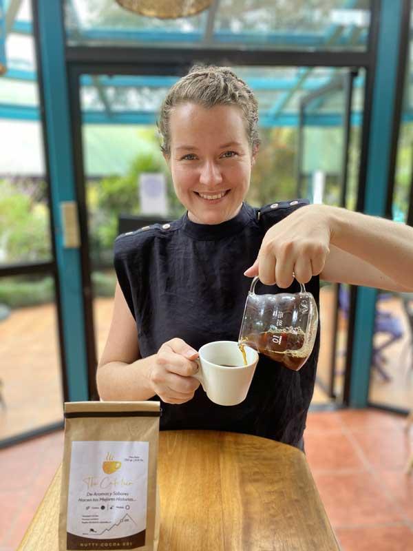 Cursos sobre cultivo de café